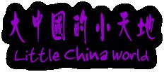 Little China World - 大中国的小天地 - 爱和学习中国文化的外国人